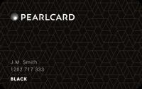 black pearl card
