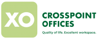 XO Crosspoint Offices logo